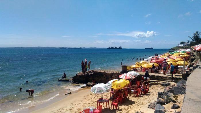Cidade Baixa: conheça um dos lugares mais gostosos de Salvador