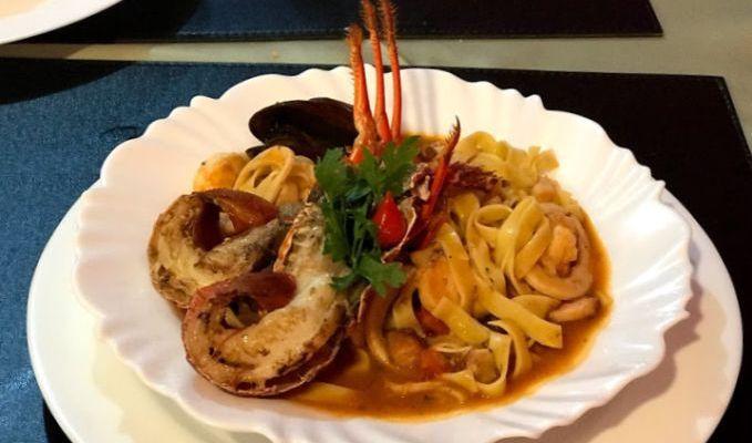 O La Celestrina é o restaurante italiano com o melhor custo x benefício de Salvador