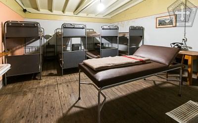 Fort de Gondo – visite en allemand