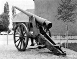 1881 CANON 10,5 CM