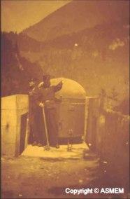 Canon de 5,3 cm 1887 à Savatan