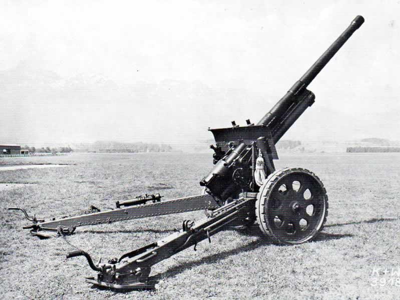 1935 CANON 10,5 CM