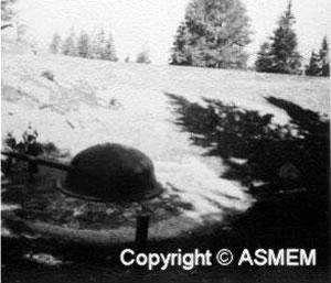 1942 CANON TOURELLE 10,5 CM