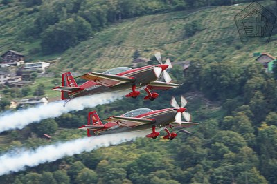 2017.09.15 - Sion Air Show - Jordanian Falcons