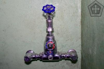Régulateur de température de l'eau