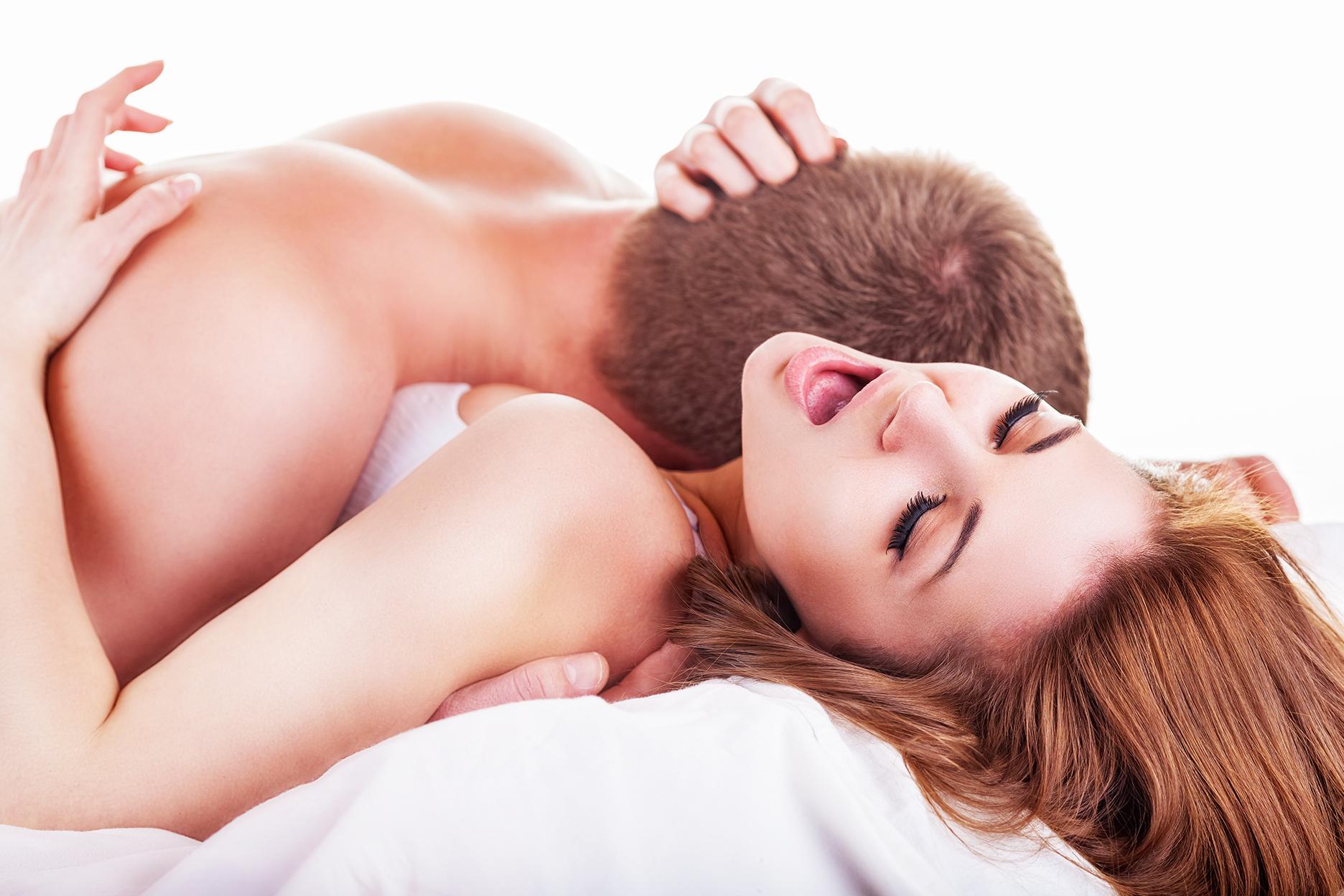 What does sex feel like women