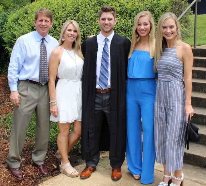 Lance Dillon & His Family