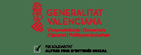 Logo IRPF color Valencià