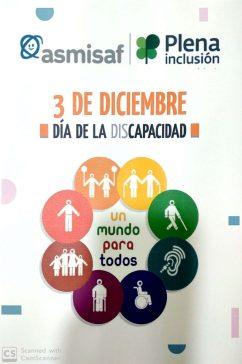 Dia Mundial de la Discapacitat a Potries