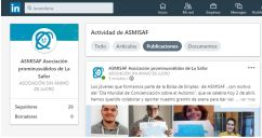 ASMISAF EN LINKED IN