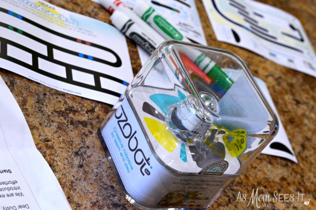 Ozobot coding for kids