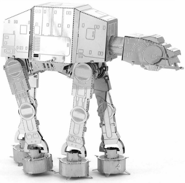 Star Wars AT-AT 3D