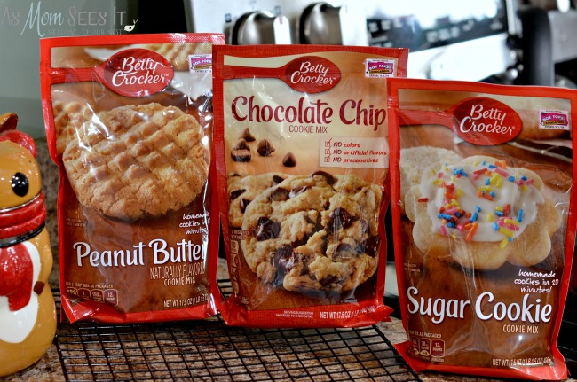 #SpreadCheer this holiday season with Betty Crocker cookies