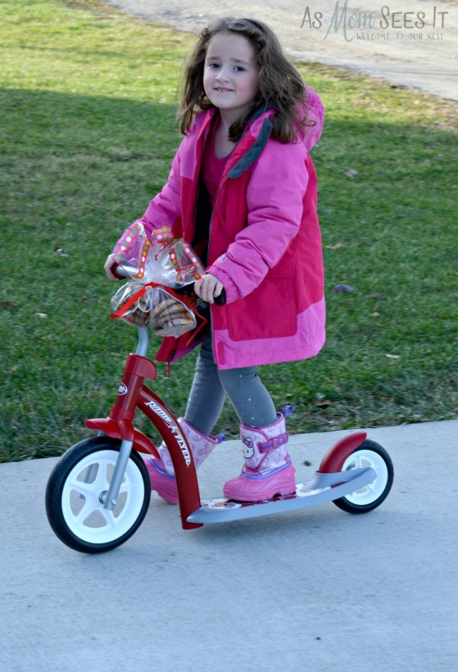 Radio Flyer E-Z RIDER® SCOOTER is fun for smaller kids learning to balance