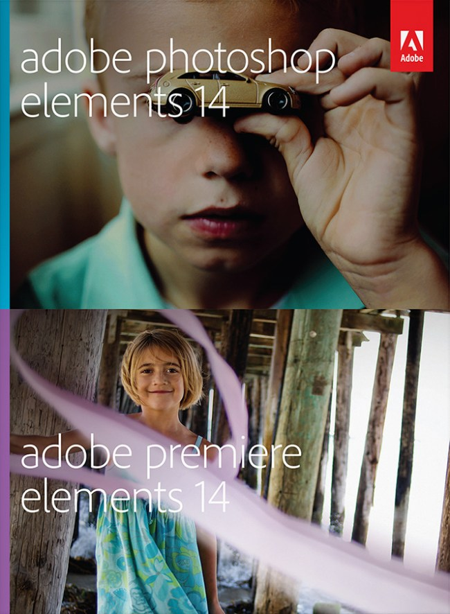 Adobe Photoshop Elements is perfect for bloggers