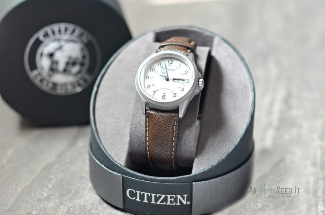 Citizen watches make the perfect gift for everyone. They're stylish and affordable.