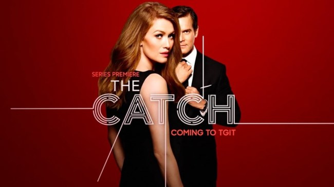 The Catch on ABC interviews