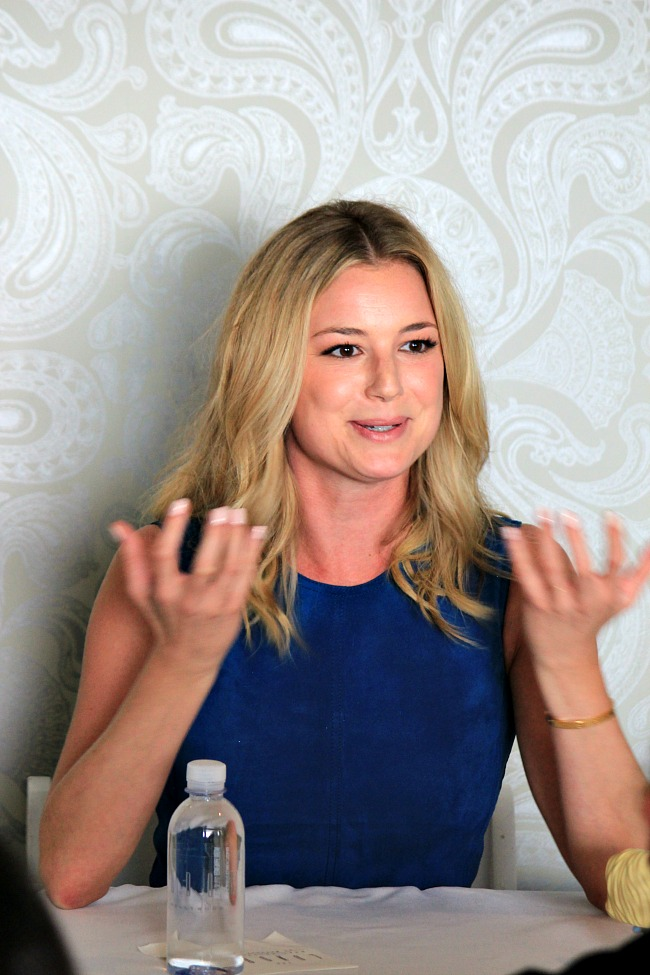 Emily VanCamp talks about the moment that her character and Captain America's relationship changed