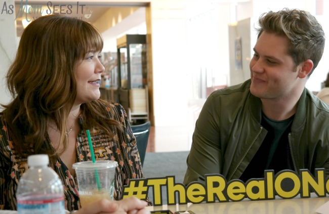 Matt Shively, who plays Jimmy on The Real O'Neals, talks about his signature hairstyle