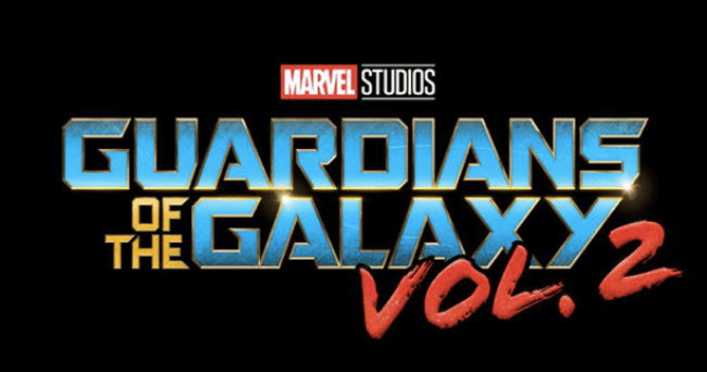 Oh, yeah. Marvel revealed the new Guardians of The Galaxy Vol. 2 logo.