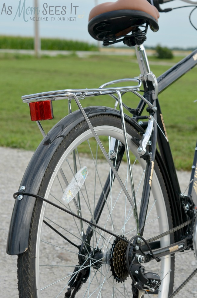 Kent Northwood Springdale bike has a classic look and a comfy ride