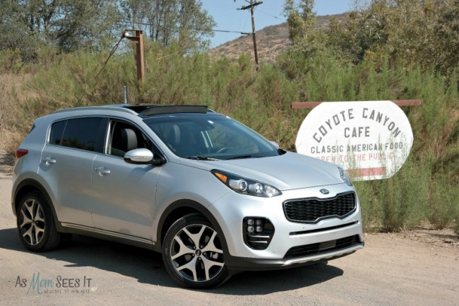 The Kia Sportage is all new and amazing