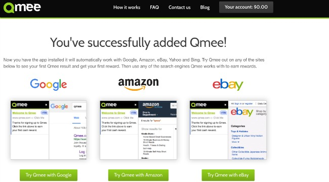 How to save money and get rewarded when you shop online with Qmee