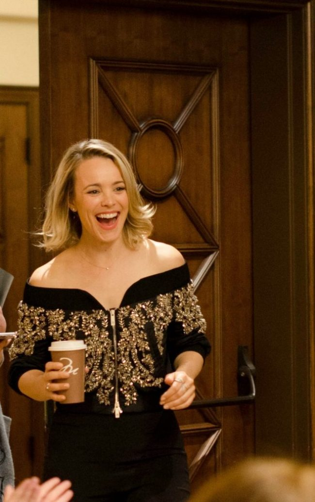 An exclusive interview with Rachel McAdams from Marvel's Doctor Strange