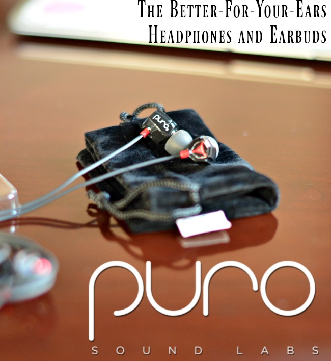 Puro Headphones are perfect for everyone in the family