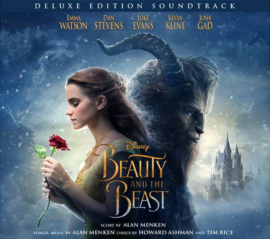 New Beauty and the Beast soundtrack preorder