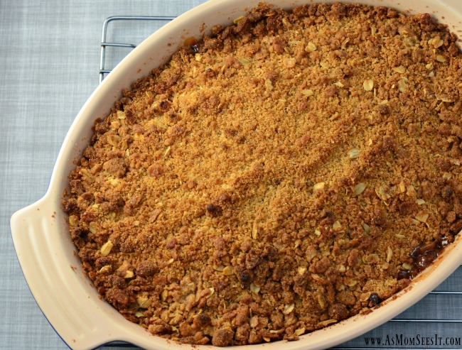 A delicious and easy recipe for apple crisp