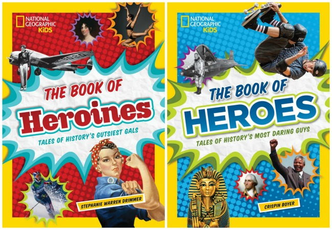 Heroes and Heroines from National Geographic