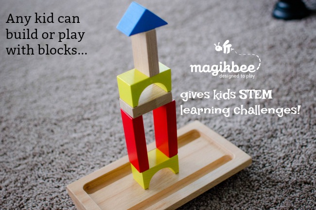 Magikbee gives kids the chance to learn STEM challenges on their device