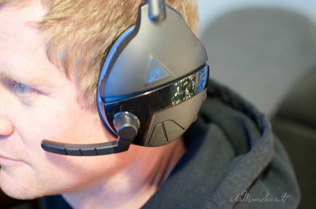 The Turtle Beach Stealth 600 gaming headphones are comfortable to wear even if you wear glasses