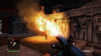 Far Cry 4 Flame Thrower
