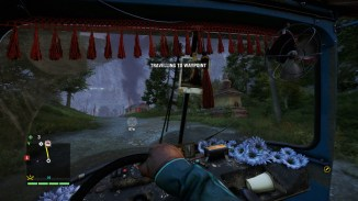 Far Cry 4 Riding Tuk Tuk