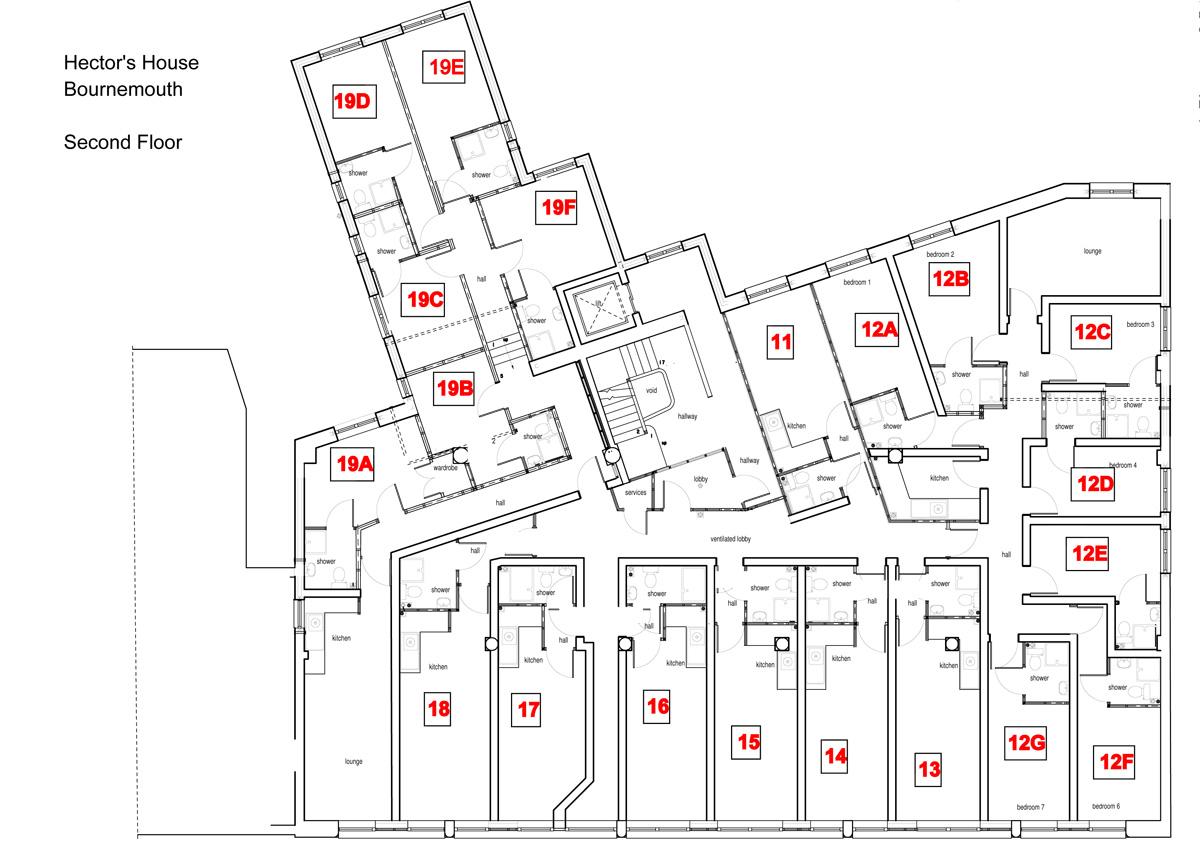 Second Floor Layout Asn Capital