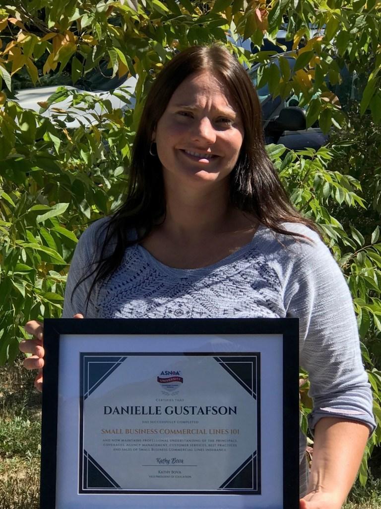 Danielle Gustafson CO Advantage Insurance, LLC