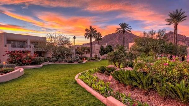 JW Marriot Scottsdale Camelback, AZ