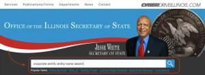 Illinois Secretary of state website