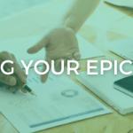 Managing epic reports