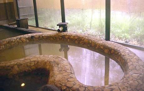 縄文天然温泉志楽の湯勾玉湯