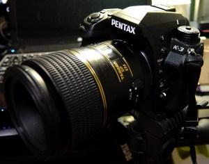 PENTAX K-3 / Tamron SP AF 90mm F/2.8 1:1 Di Macro 272E