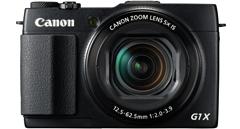 Canon公式より G1X Mark2