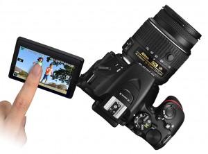 Nikon D5500公式より