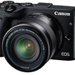 Canon公式よりEOS M3