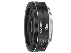 Canon公式より EF40mmF2.8STM