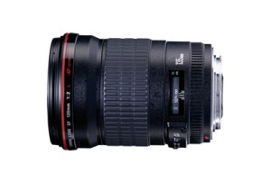 EF135mm F2L USM-view