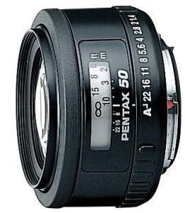 smc PENTAX-FA 50mmF1.4