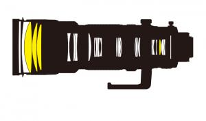 AF-S NIKKOR 200-400mm f4G ED VR II-lens